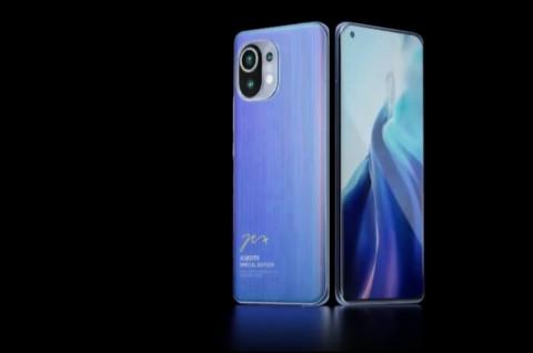 Xiaomi Jual 350 Ribu Unit Mi 11 dalam 5 Menit