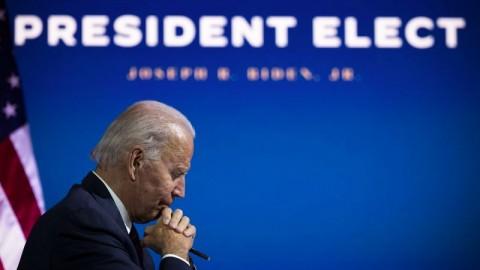 Pelantikan Joe Biden Tampilkan Parade Virtual di Tengah Covid-19
