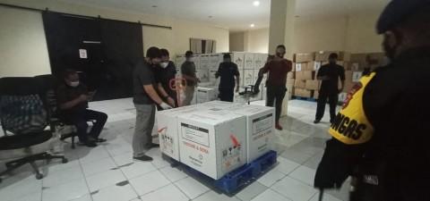 Banten Terima 14.560 Dosis Vaksin Covid-19