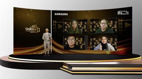 Usaha Samsung Rangkul Sineas Baru Lewat Galaxy Movie Studio 2020