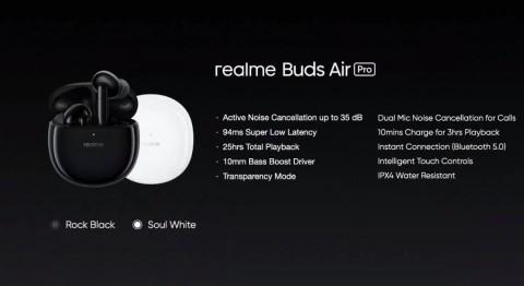 realme Ingin Bantu Hadapi Tantangan 2021 via Buds Air Pro