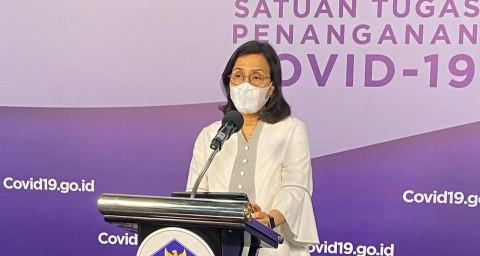 Sri Mulyani Siapkan Rp74 Triliun untuk Vaksinasi Gratis