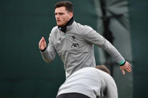 Robertson Ingin Liverpool Buka Tahun 2021 dengan Kemenangan
