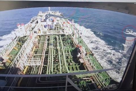Dua ABK WNI Turut Ditahan dari Kapal Tanker Korsel yang Disita Iran