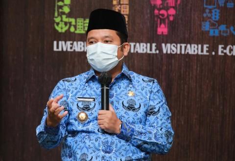 Pemkot Tangerang Usulkan 2,4 Juta Dosis Vaksin Covid-19