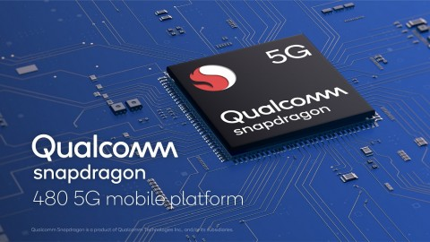 Qualcomm Bawa 5G Ke HP Murah Lewat Snapdragon 480