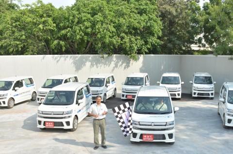 Karimun Jadi Mobil Listrik Pertama Suzuki