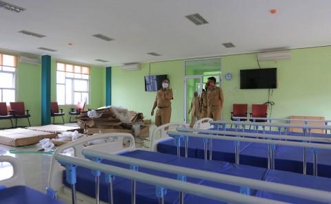 Puskesmas Manis Jaya Kota Tangerang Jadi Ruang Isolasi Covid-19
