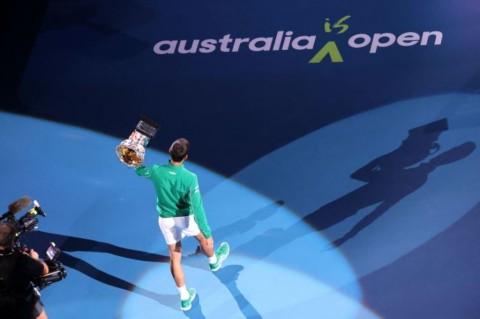 Australian Open Mengganti Hotel untuk Karantina Petenis