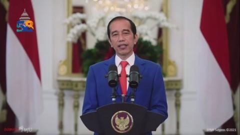 Jokowi Minta Perguruan Tinggi Kembangkan Cara-cara Baru