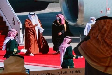 Mesir Buka Penerbangan Usai Qatar Rujuk dengan Arab Saudi