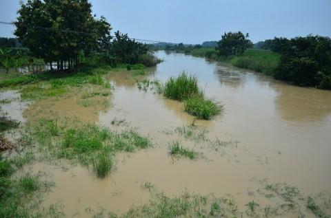 9 Desa di Gresik Terdampak Banjir Luapan Kali Lamong