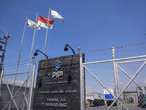 <i>Sparepart</i> Dicuri, Fasilitas Gas PGN di Pulo Gebang Bocor