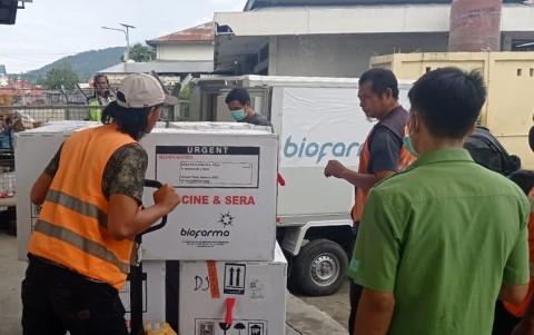 2 Juta Lebih Orang di Papua Akan Divaksin Covid-19