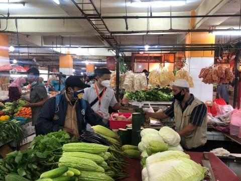 Stok Tempe dan Tahu di 11 Pasar Jakarta Utara Aman