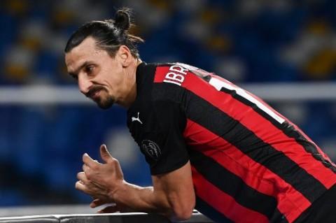 Milan Belum Bisa Turunkan Ibrahimovic saat Jamu Juventus