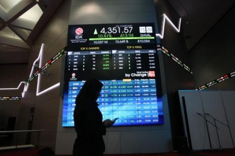 Tinggalkan Bursa Asia, IHSG Unjuk Gigi