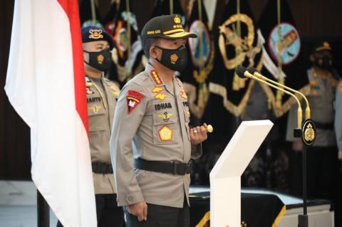 Idham Azis Kirim Surat ke Istana Soal Pergantian Kapolri