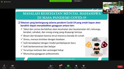 Pakar IPB Bagikan Cara Menjaga Kesehatan Mental Selama Pandemi
