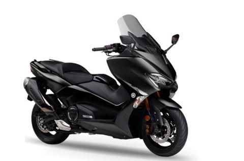 Yamaha Buka Tahun 2021 dengan Recall TMAX