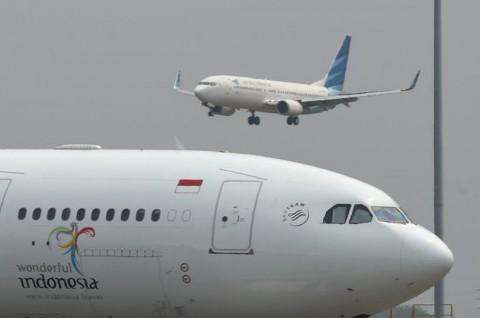 Garuda Dapat Perpanjangan Tiga Tahun untuk Bayar Utang ke Tiga BUMN
