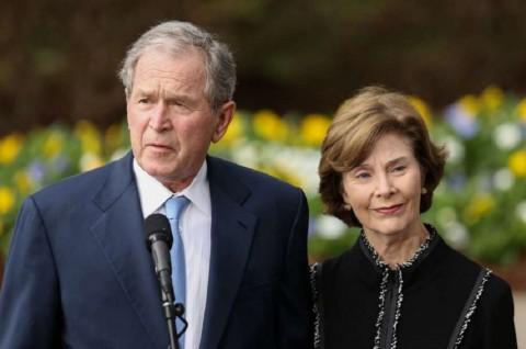 George Bush akan Hadiri Pelantikan Joe Biden