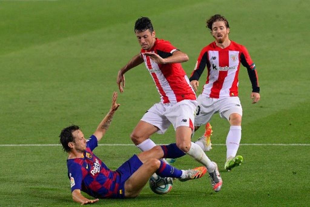 Rekor Barcelona vs Athletic Bilbao di San Mames - Medcom.id