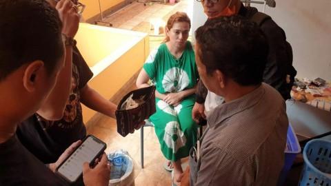 Catherine Wilson Dituntut 8 Bulan Rehabilitasi