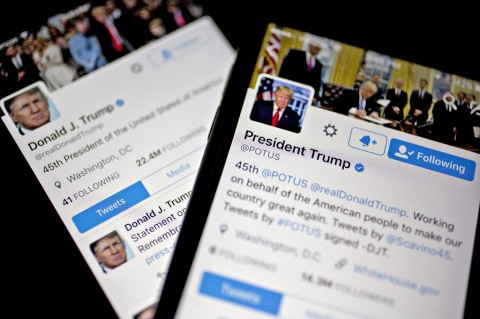 Facebook, Instagram, YouTube, dan Twitter Kompak Blokir Trump