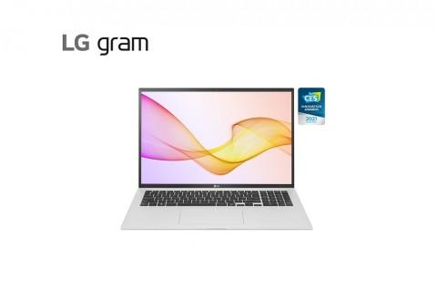 Laptop Gram 2021 LG Pakai Prosesor Intel Gen 11