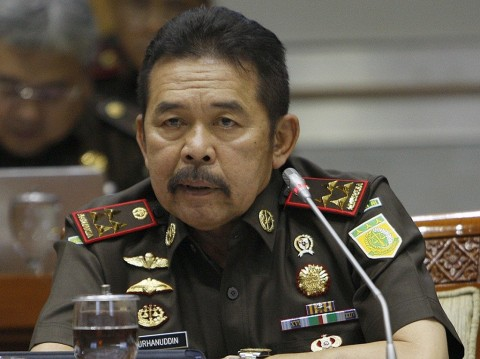 Jaksa Agung Ancam Tindak Tegas Jaksa Aktif dalam Kegiatan FPI
