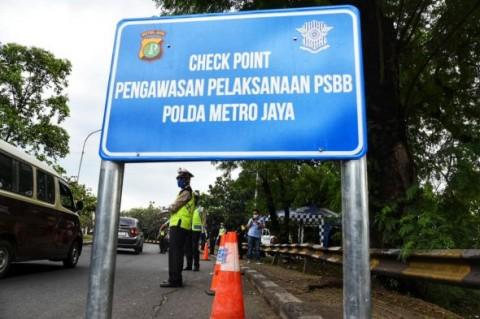 Satgas Godok Aturan Perjalanan Selama PSBB