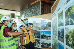 Menparekraf Cek Kesiapan Pembangunan Creative Hub Labuan Bajo