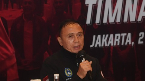 PSSI Bakal Tunduk pada Keputusan Kepolisian soal Lanjutan Kompetisi