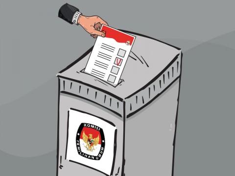 KPU Heran Petahana Mengaku Kalah karena Pelanggaran TSM
