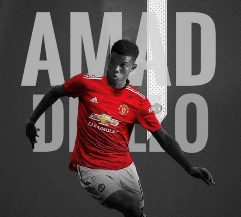 Manchester United Resmi Merekrut Amad Diallo