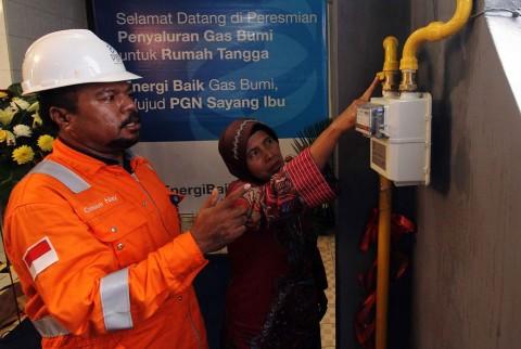 2021, Jaringan Gas Kota Ditargetkan Capai 794 Ribu SR