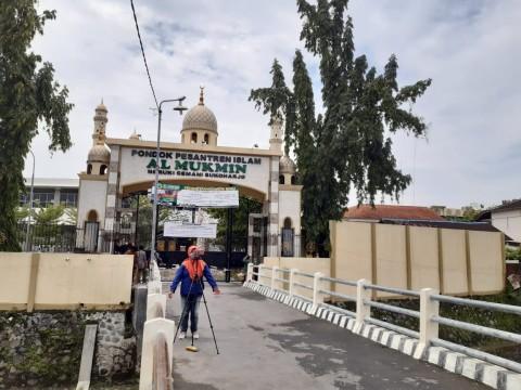 Ponpes Ngruki Tambah 100 Personel Keamanan Jelang Kedatangan Abu Bakar Ba'asyir