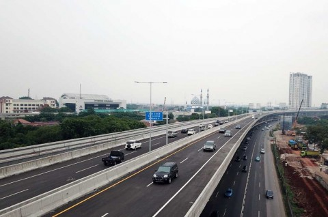 Bulan Ini Naik Jadi Rp20 Ribu, Cek Daftar Lengkap Tarif Tol Jakarta-Cikampek