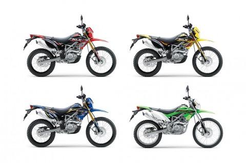 Kawasaki KLX150 Bersolek, Cek Dahulu Ubahannya