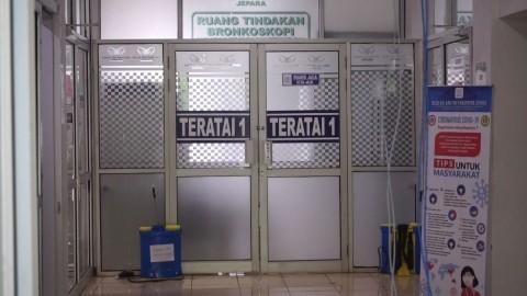 Ruang Isolasi pasien Covid-19 di Semua RS di Jepara Penuh