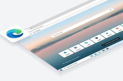 Microsoft Edge Gulirkan Fitur Lintas Platform Baru