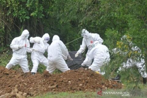 Penuh, TPU Jombang Tangsel Buka Blok Pemakaman Baru