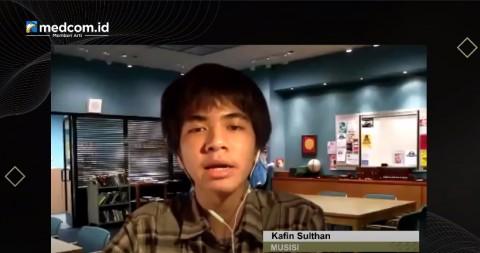 Jenius Sejak Kecil, Kafin Sulthan Bersyukur Sudah Kuliah di Usia 16 Tahun