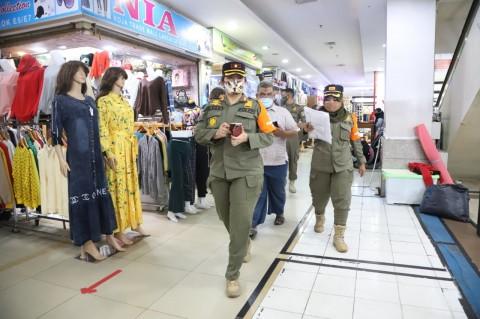 Koja Trade Mall Disegel Sementara
