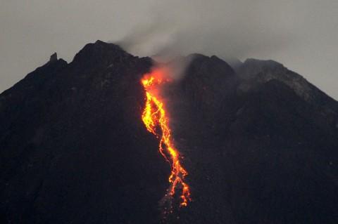 Morfologi Gunung Merapi Berubah Signifikan dalam Sepekan