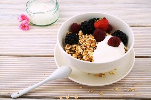 Yogurt menjadi sumber terbaik untuk mendapatkan kalsium. (Foto: Pexels)