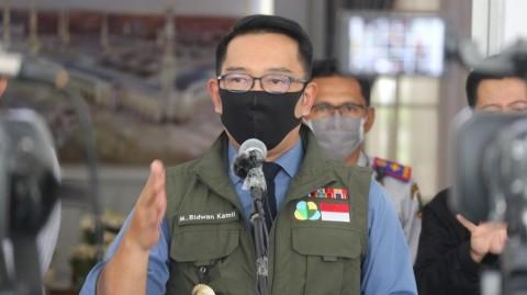 Ridwan Kamil Hakulyakin PPKM Turunkan Kasus Covid-19