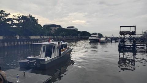 Polres Kepulauan Seribu Cek Lokasi Diduga Pesawat Sriwijaya Hilang Kontak