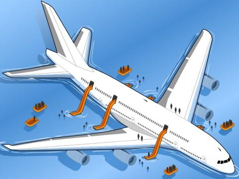 Jasa Raharja Ikut Kawal Pencarian Pesawat Sriwijaya Air